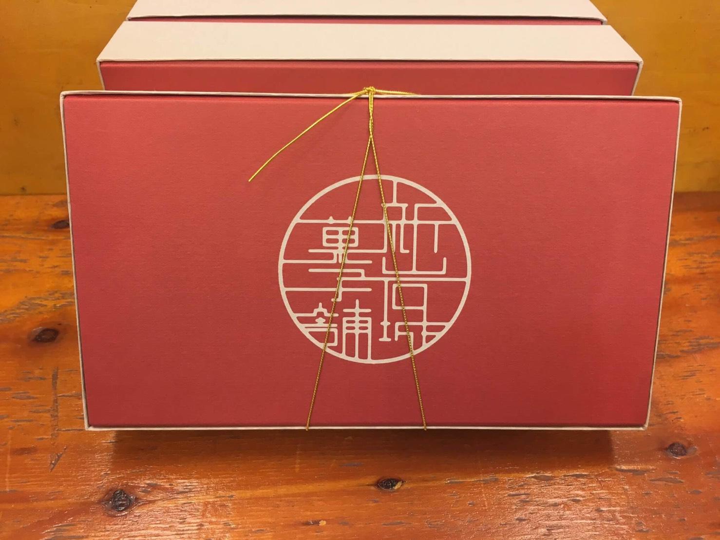 川崎ポテトの箱