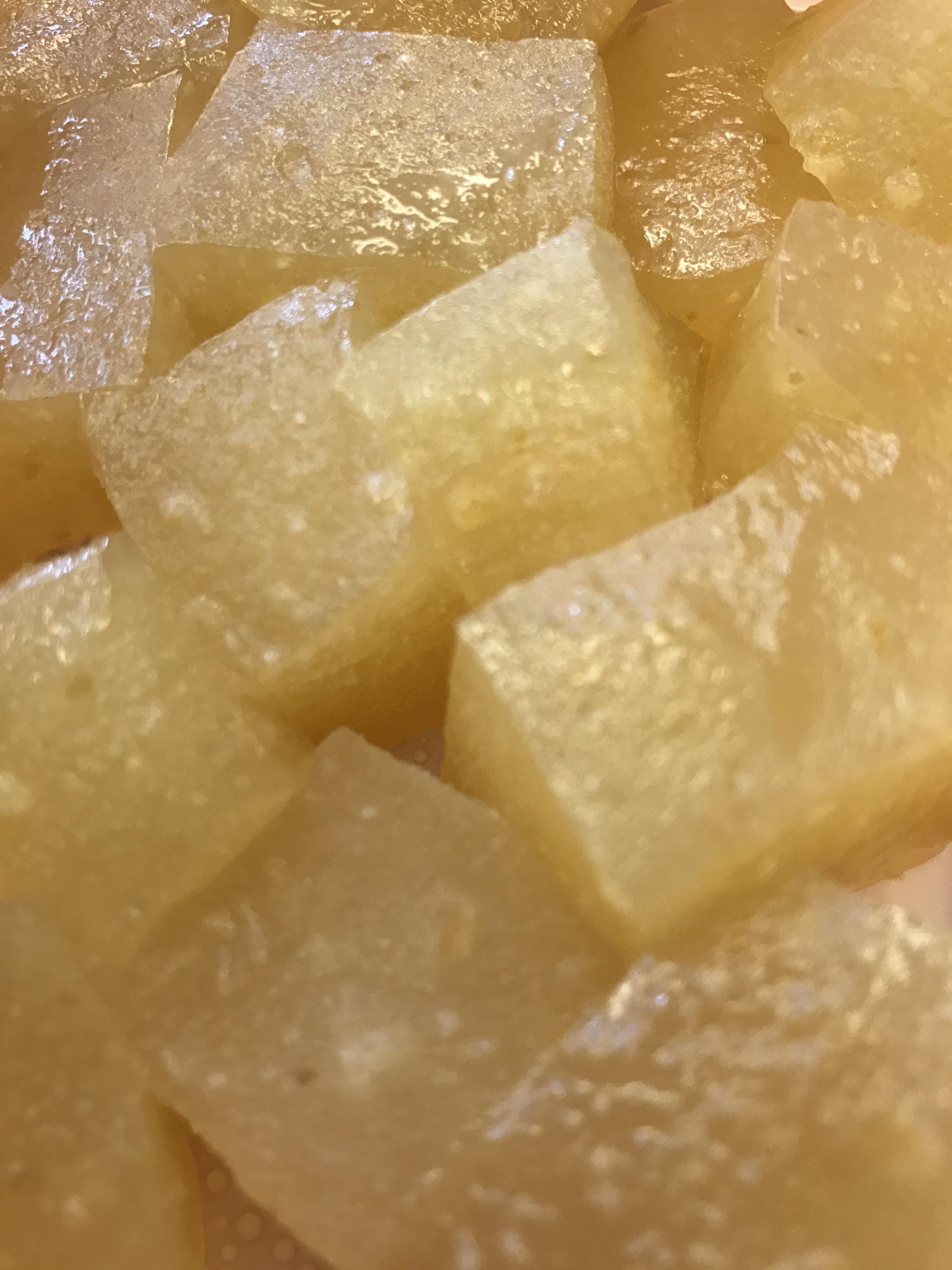 新岩城の湘南ゴールドのわらび餅