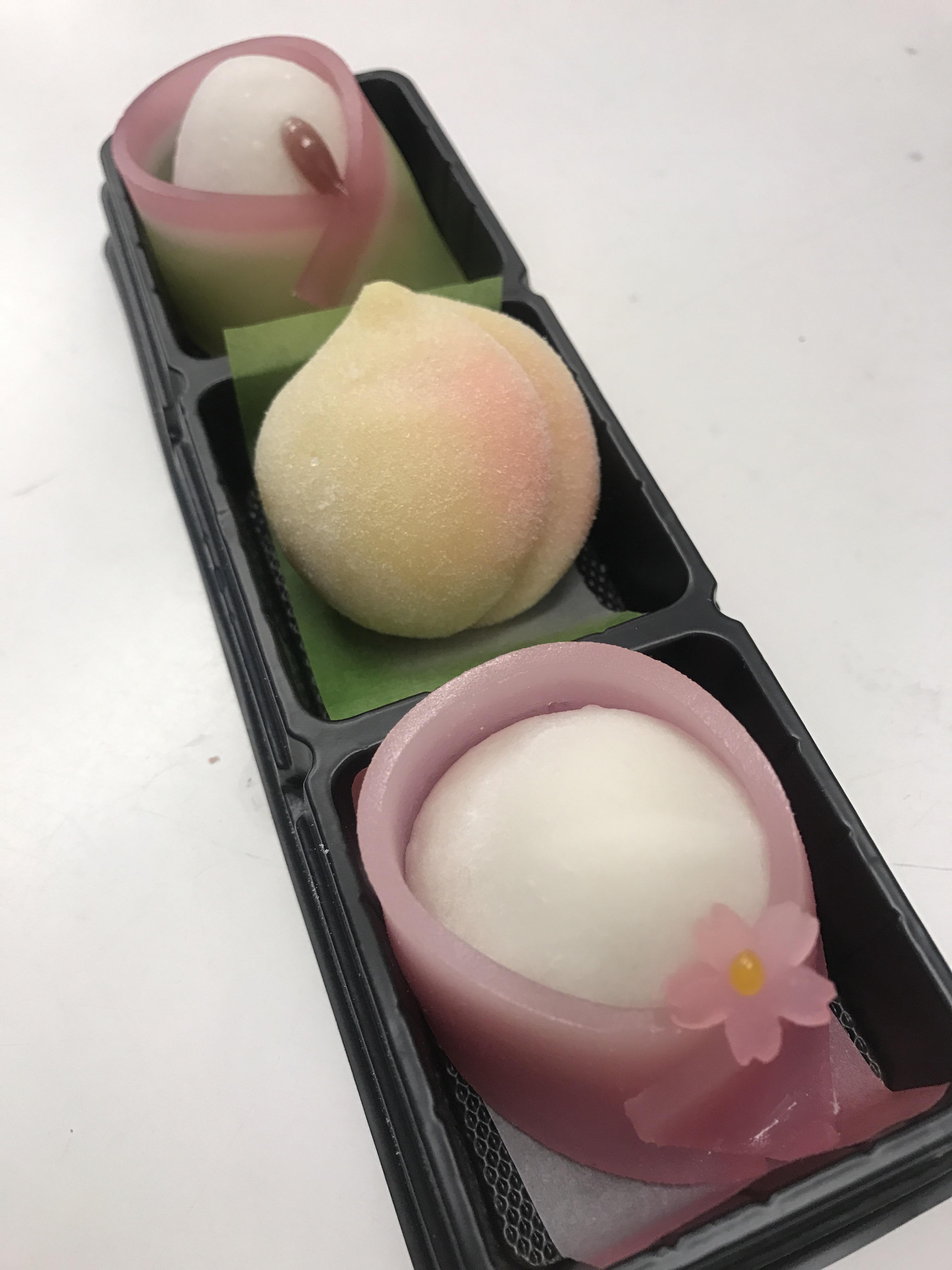 川崎の新岩城の上生菓子