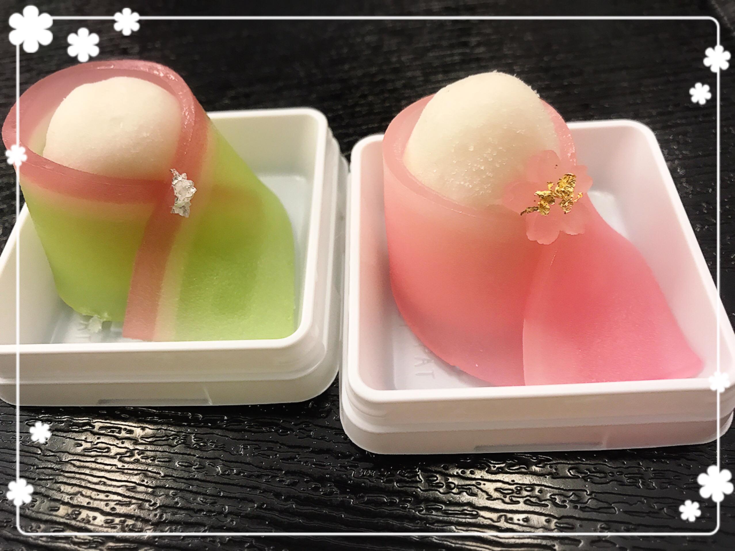 新岩城の上生菓子
