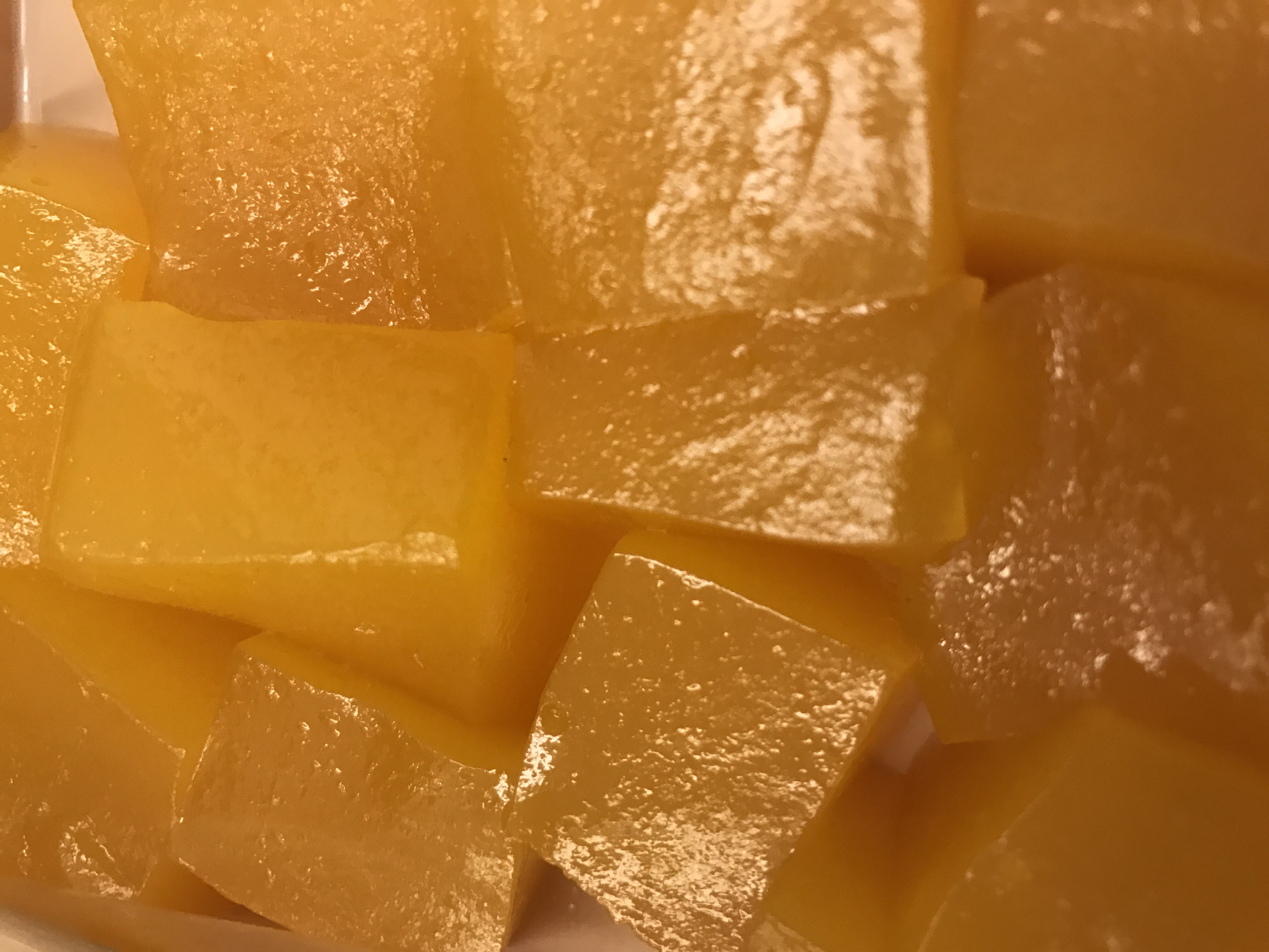 アルフォンソマンゴーのわらび餅