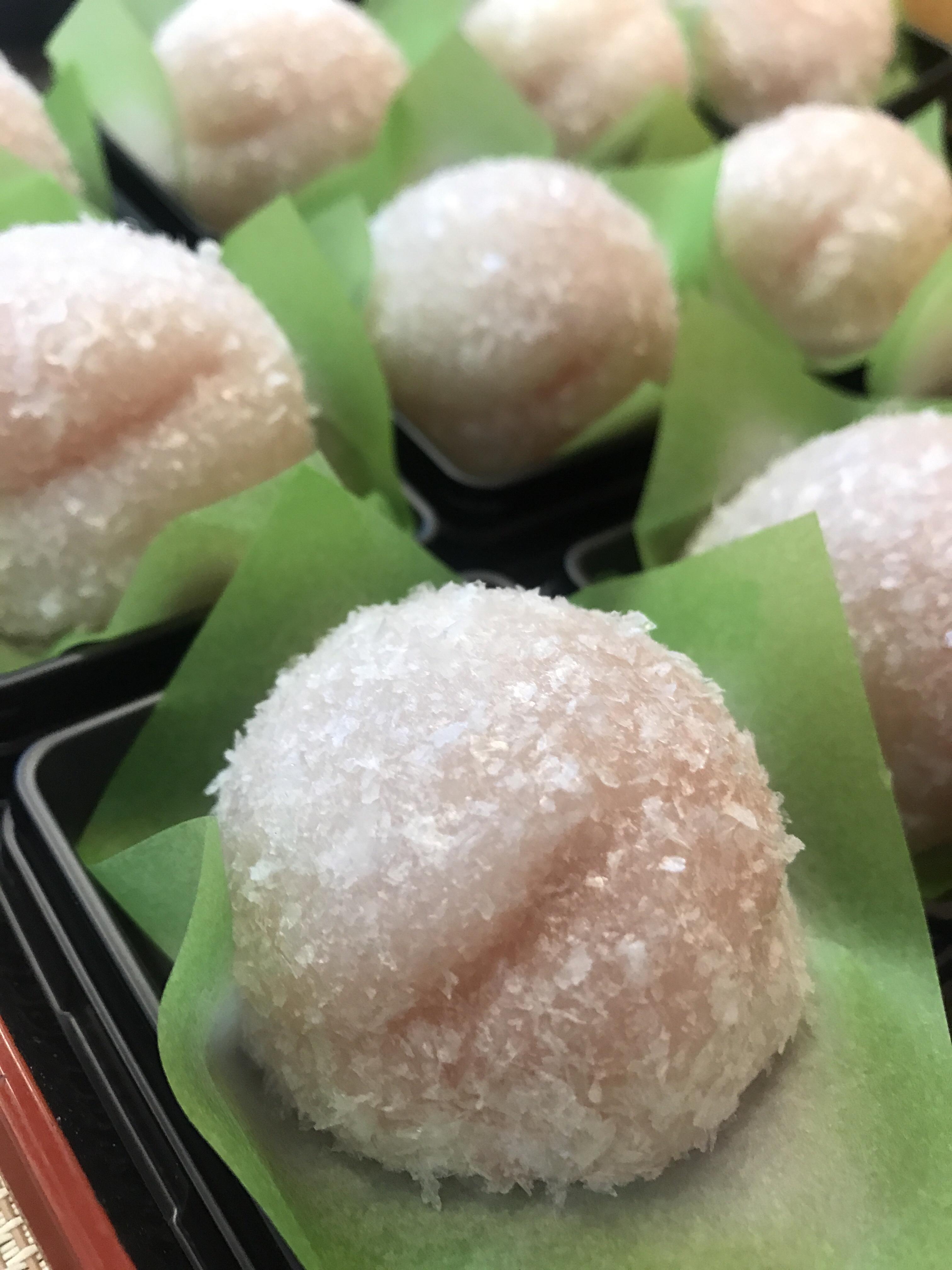 新岩城の桃菓ちゃん